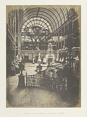 Great Exhibition, Transept looking south, HF Talbot, 1851.jpg