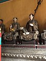 Great Lama Temple Beijing IMG 5772 Hall of Eternal Harmony 18 flanfing luohans.jpg