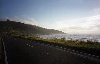 Big Hill, Victoria (Surf Coast Shire) - Great Ocean Road, Big Hill, Victoria