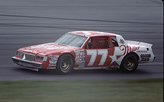 Greg Sacks - Sacks driving for DiGard in 1985