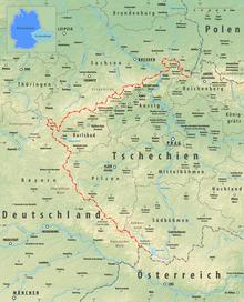 grenze tschechien deutschland