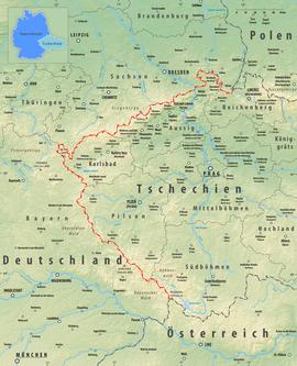 Grenzübergänge Deutschland