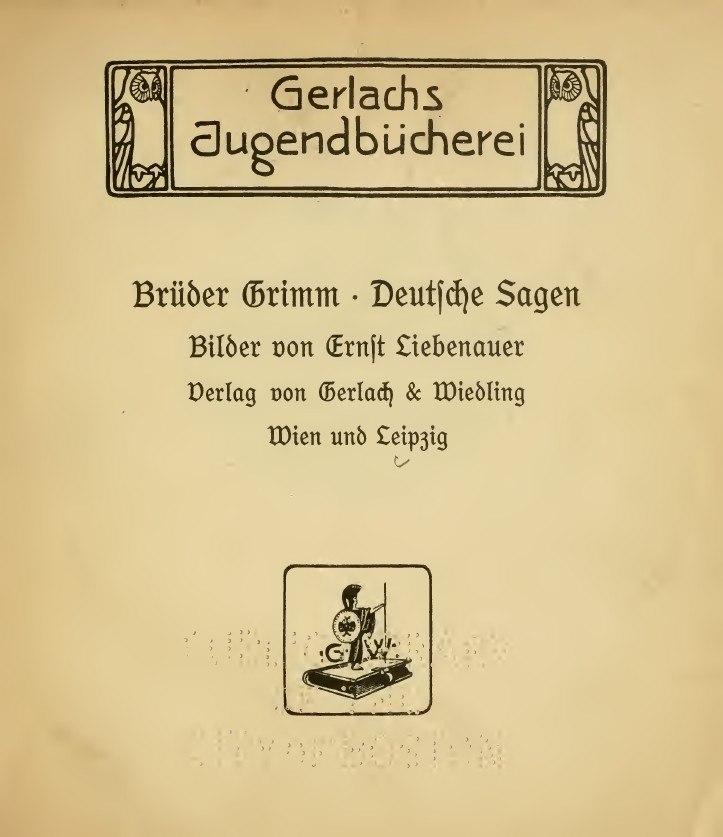 Grimm - Deutsche Sagen, 1912 - 2558595 F.jpeg