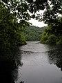 Grizedale Reservoir in the rain. - geograph.org.uk - 502758.jpg