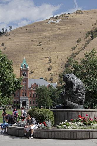 University of Montana - Symbols of the University of Montana