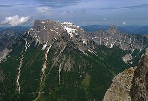 Klettersteig Buchstein : Großer buchstein u wikipedia