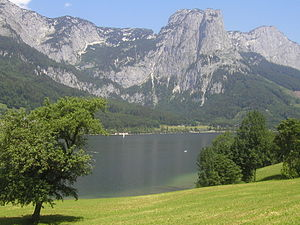 Bad Aussee - The Lake Grundlsee