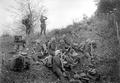 Gruppe von Infanteristen auf Beobachtungsposten - CH-BAR - 3239194.tif
