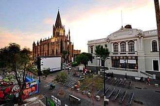 Guadalajara International Film Festival - Image: Guadalajara Film Festival