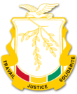 Guineas nationalvåben