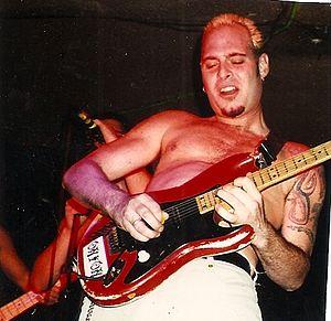 Anthony Gallo - Image: Guitar guy