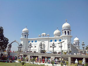 Ambala Cantonment - Gurudwara Panjokhra Sahib, Haryana