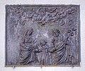 Gusseisenplatte 1696 - Feldafing, Am Kirchplatz 4.jpg