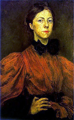 Gwen John Self-Portrait 1899.jpg