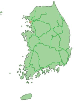 Gyeongin Line - Image: Gyeongin Line KORAIL