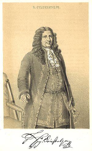 Nils Gyldenstolpe (1642–1709) - Nils Gyldenstolpe.