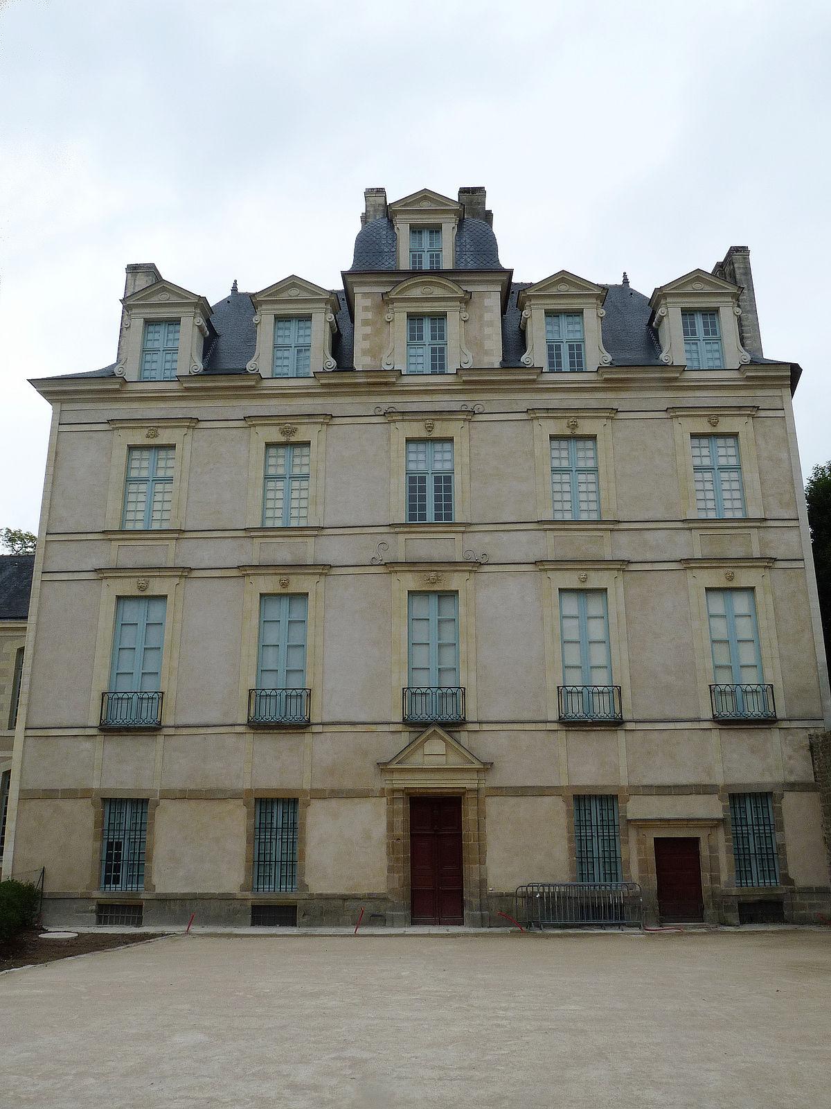 H tel de limur wikip dia - Mairie de vannes adresse ...