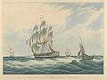H.C.S. MacQueen off the Start, 26th January 1832 RMG PY8477.jpg