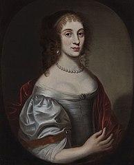Portret van Maria de Riemer? (1655-1714)