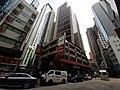 HK 上環 Sheung Wan 皇后大道中 Queen's Road Central facades Saturday morning Dec 2019 SS2 01.jpg