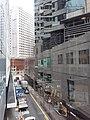 HK 中環 Central 置地廣場 Landmark footbridge view 雪廠街 Ice House Street March 2020 SS2 06.jpg