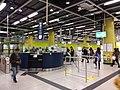 HK TKL 調景嶺港鐵站 Tiu Keng Leng MTR Station concourse enquiry counter December 2019 SSG.jpg