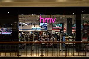 HMV Canada - The Fairview Mall store