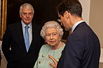 HM The Queen formally launched the Queen Elizabeth II Academy for Leadership in International Affairs at Chatham House (15207911973).jpg