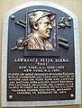 HOF Berra Yogi plaque.jpg
