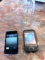HTC Windows device and iPod.1owner.Egypt.jpg