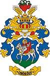 Huy hiệu của Csököly