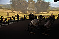 Hacking Space Participants Watch Panorama on Human Evolution - Science Exploration Hall - Science City - Kolkata 2016-03-29 2985.JPG