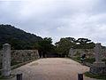 Hagi Castle -Honmaru Gate.jpg