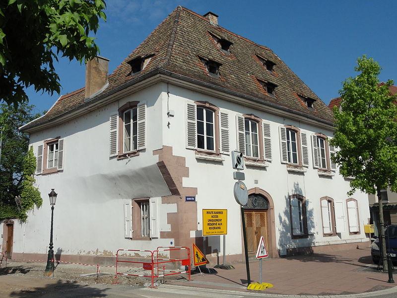 File:Haguenau Grand'Rue 157a.JPG