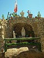 Hal Farrug Chapel and nearby niche 17.jpg