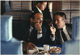 Operation Sandwedge - Operation Sandwedge was conceived by H. R. Haldeman (right), aided by John Ehrlichman (left)