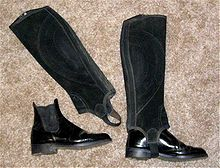 Leather Half Boots Synonym  Letters