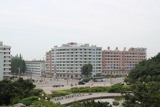 Hamhung North Korea