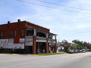 Hamilton, Georgia City in Georgia, United States