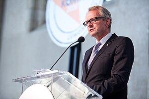 Han Polman - Image: Han Polman bij het IPO jaarcongres 2014 (15227713058)