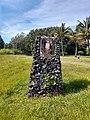 Hana Highway Millennium Trail Monument.jpg
