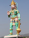 Hanuman at Viswanagar.jpg
