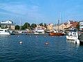 Harbor of Visby.JPG