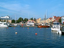 Harbor of Visby.JPG