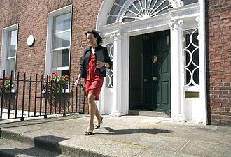 Institute of Certified Public Accountants in Ireland - CPA Ireland Headquarters in Dublin.