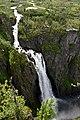 Hardangerfjord in a Nutshell - Voringsfossen Waterfalls (7) (36496405845).jpg