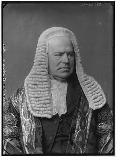 Hardinge Giffard, 1st Earl of Halsbury British politician