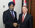 Harjit Sajjan and Dennis Richardson May 2016.jpg