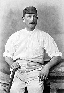 Harry Baldwin (cricketer) English cricketer