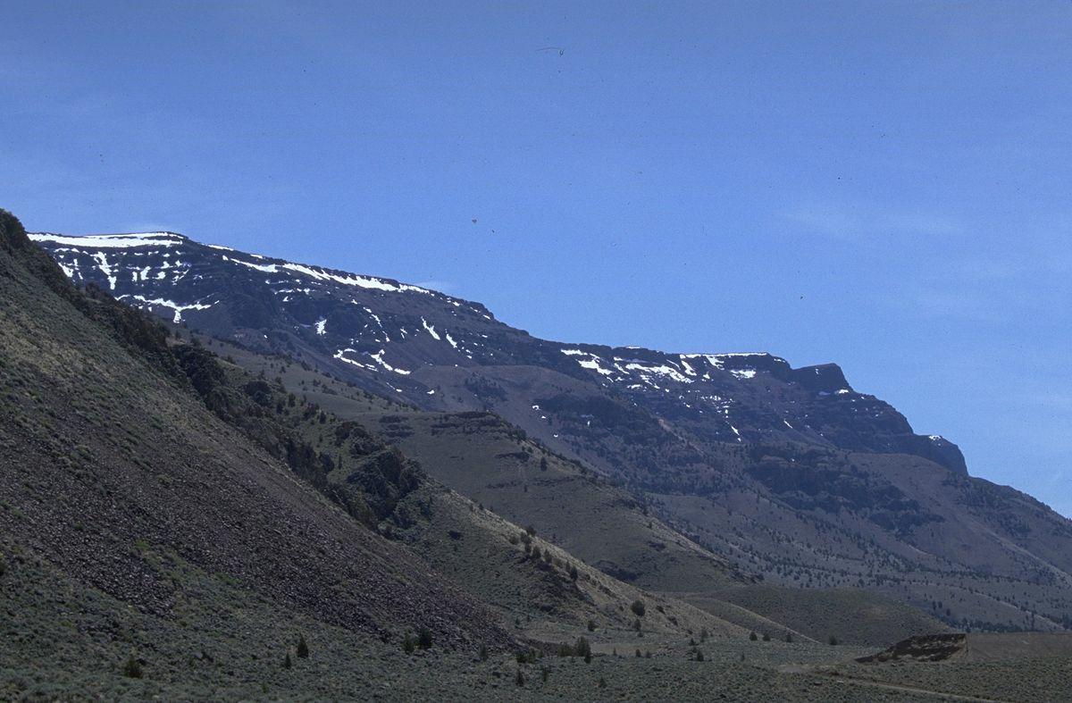 West Point >> Hart Mountain - Wikipedia